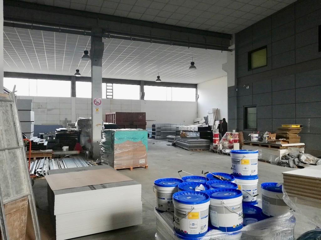 Capannone in vendita a San Giovanni Lupatoto