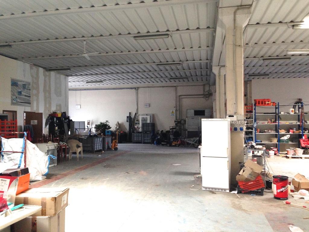 Capannone in vendita a Arcole - Veronella