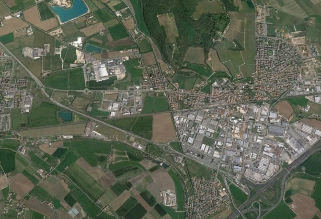 Terreno in vendita a San Martino Buon Albergo